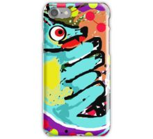 Abstract animal iPhone Case/Skin