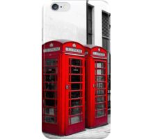 The Phone Box iPhone Case/Skin