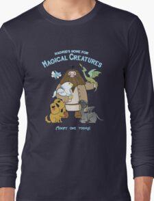Harry Potter - Magical Creatures  Long Sleeve T-Shirt