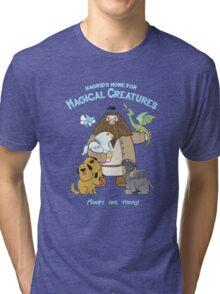 Harry Potter - Magical Creatures  Tri-blend T-Shirt