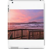 Boardwalk. iPad Case/Skin