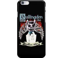 the Bullingdon Club iPhone Case/Skin