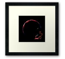 Love is all you need.  Framed Print