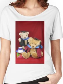Teatime for the Clever Teds Women's Relaxed Fit T-Shirt