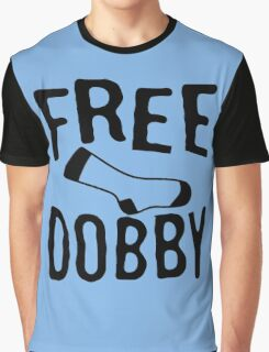 Harry Potter - Free Dobby Graphic T-Shirt