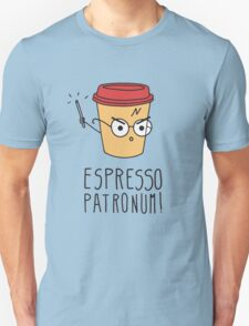 Harry Potter - Espresso Patronum  Unisex T-Shirt