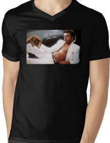 Thriller (Long) Mens V-Neck T-Shirt