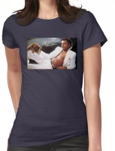 Thriller (Long) Womens Fitted T-Shirt