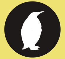 Penguin Baby Tee