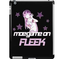Moe Game on Fleek iPad Case/Skin