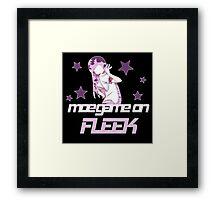 Moe Game on Fleek Framed Print