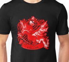 Team Valor Red Squad 0001 Unisex T-Shirt