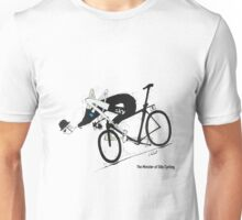 The Minister of Silly Cycling Unisex T-Shirt