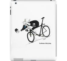 The Minister of Silly Cycling iPad Case/Skin