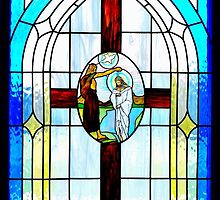 Stained Glass Window by Danny Key