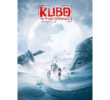 Kubo - The Ice Fields Photographic Print