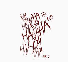 JOKER LAUGH (RED) TATTOO Unisex T-Shirt
