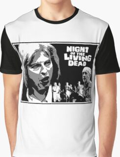 Night of the Living Dead! Graphic T-Shirt