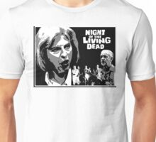 Theresa May  & Jeremy Corbyn  are Night of the Living Dead! Unisex T-Shirt