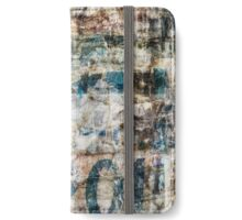 Torn Posters 1 iPhone Wallet/Case/Skin