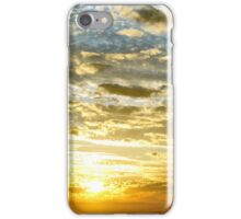 SUNBURST SUNRISE - Queensland, AUSTRALIA iPhone Case/Skin