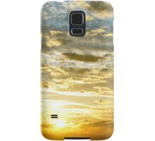 SUNBURST SUNRISE - Queensland, AUSTRALIA Samsung Galaxy Case/Skin