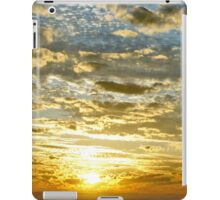 SUNBURST SUNRISE - Queensland, AUSTRALIA iPad Case/Skin