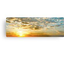 SUNBURST SUNRISE - Queensland, AUSTRALIA Metal Print