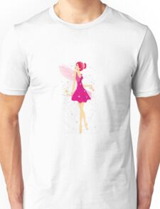Megana Sweetness The Manners Fairy Unisex T-Shirt