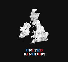 United Kingdom map Unisex T-Shirt