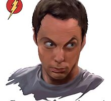 Sheldon genitals... by Daaxx