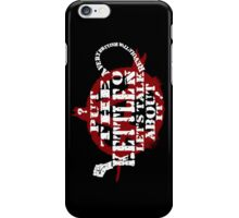A Very British Revolution iPhone Case/Skin
