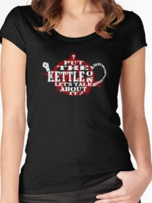 A Very British Revolution Women's Fitted Scoop T-Shirt