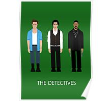 THE...DETECTIVES Poster