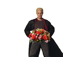 the big bad's back, and hes got flowers! by sherlokian