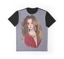 Sequins Graphic T-Shirt
