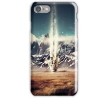 Struck By Gravity iPhone Case/Skin
