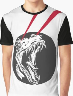 T-Rex Vision Graphic T-Shirt