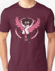 Pokemon Go: Valor! Unisex T-Shirt