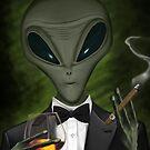 Aliens Got Class by mdkgraphics