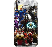 OVER WATCH GAME iPhone Case/Skin