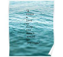Love so Deep Poster