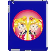Sailor Moon VS Usagi Tsukino  iPad Case/Skin