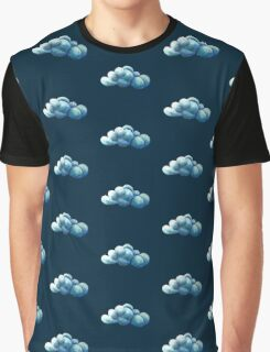 Cloud Tied Graphic T-Shirt
