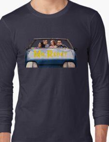 Mr Robot - Sitcom '80s '90s Long Sleeve T-Shirt