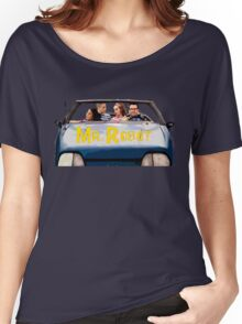 Mr Robot - Sitcom '80s '90s Women's Relaxed Fit T-Shirt