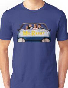 Mr Robot - Sitcom '80s '90s Unisex T-Shirt