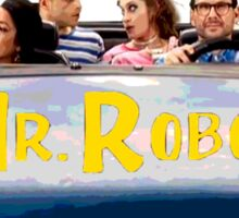 Mr Robot - Sitcom '80s '90s Sticker