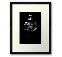 Shadowtrooper Framed Print