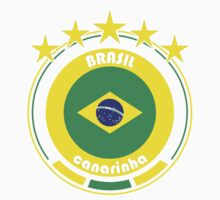 World Cup Football 1/8 - Team Brasil by madeofthoughts